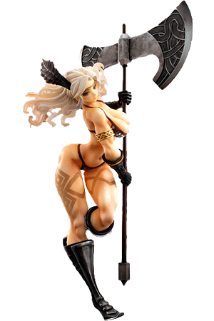 Amazon (Dragon's Crown)