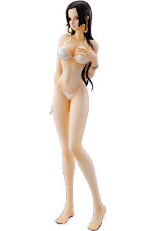 Boa Hancock 'White Swimsuit ver.' (Эксклюзив) (One Piece)
