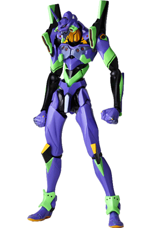 EVA-01 Revoltech 100 (Evangelion 2.0: You Can (Not) Advance)