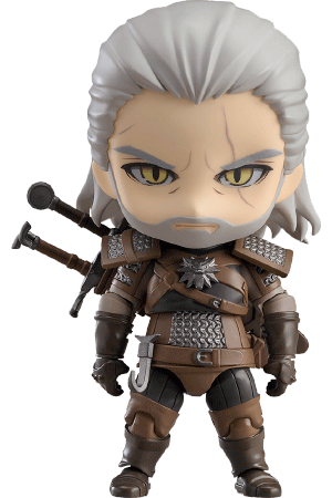Geralt Nendoroid #907 (The Witcher 3: Wild Hunt)