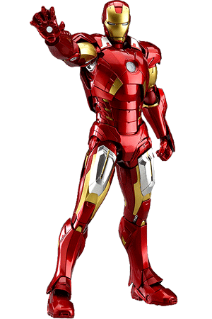 Iron Man Mark VII figma #217 (Мстители)
