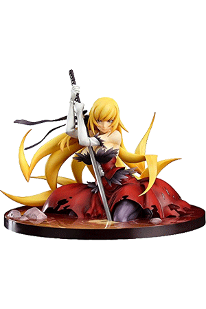 Kiss-shot Acerola-orion Heart-under-blade (Kizumonogatari)