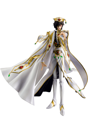 Lelouch Lamperouge 'Emperor ver.' (Эксклюзив) (Code Geass: Lelouch of the Rebellion R2 (Код Гиас: Восставший Лелуш))