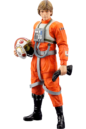 Luke Skywalker 'X-WING Pilot' (Звёздные войны IV: Новая надежда)