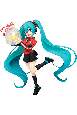 Miku Hatsune 'Taito Station Uniform ver.' (Vocaloid)