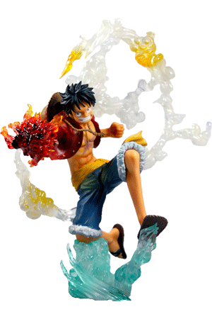 Monkey D. Luffy 'Battle ver.' (One Piece)