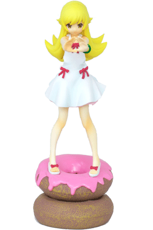 Oshino Shinobu (Monogatari Series: Second Season)