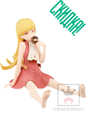 Oshino Shinobu 'Osuwari' (Monogatari Series: Second Season)