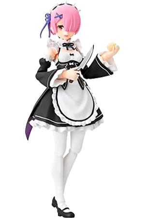 Ram figma #347 (Re:Zero - Starting Life in Another World)