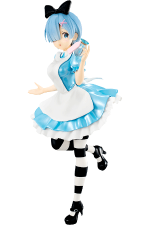 Rem 'In Wonderland' (Re:Zero - Starting Life in Another World)