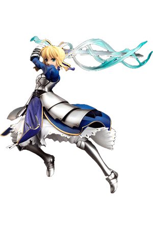 Saber 'Triumphant Excalibur' (Fate/Stay Night)