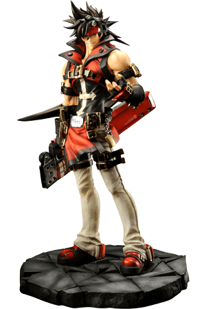 Sol Badguy (Guilty Gear Xrd -SIGN-)