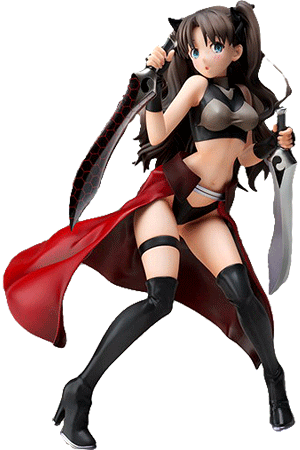 Tohsaka Rin 'Archer Costume ver.' (Fate/Stay Night Unlimited Blade Works)