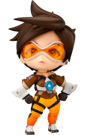 Tracer 'Classic Skin Edition' Nendoroid #730 (Overwatch)