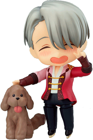 Victor Nikiforov Nendoroid #741 (Yuri!!! on Ice)